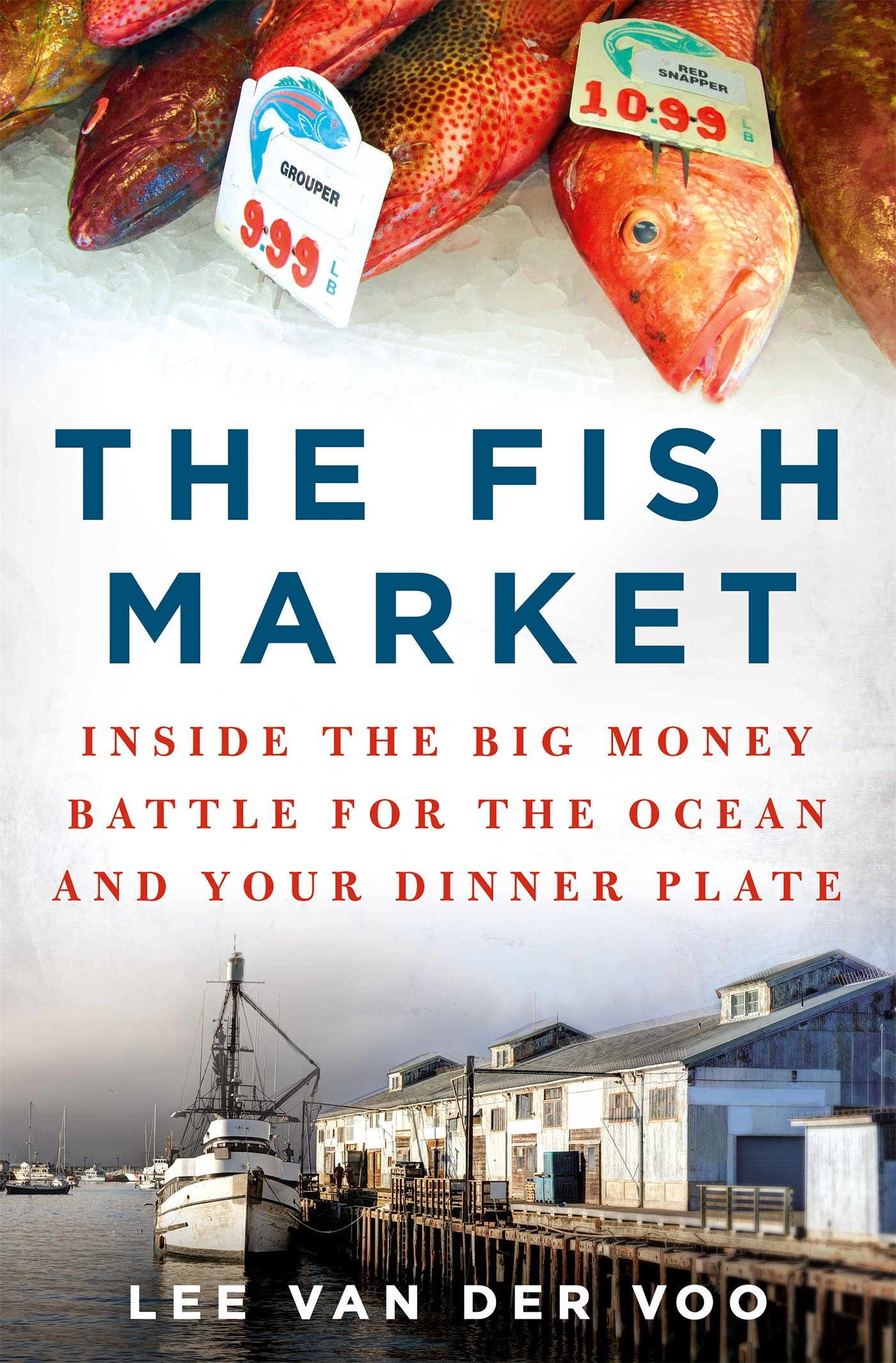 The Fish Market book